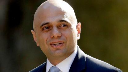 Binnenlandminister Sajid Javid stelt zich kandidaat om Brits premier te worden