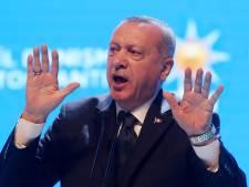 Erdogan beschuldigt Griekenland van doden vluchtelingen: 'Wie houden ze voor de gek?'