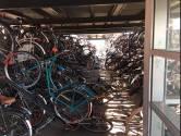 Potje paasvandalisme in fietsenstalling Paleiskwartier: slagveld langs Magistratenlaan