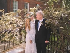 Boris Johnson marié en secret: le tout petit prix de la robe choisie par son épouse