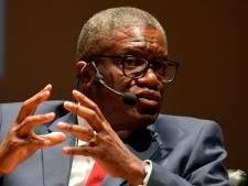 Le Dr Mukwege hospitalisé à Bruxelles