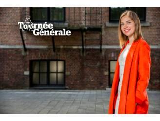 """Het eerste terrasje van Ella Michiels: """"Het terras van Utopia, het kan goed zijn dat ik daar een hele dag blijf zitten"""""""