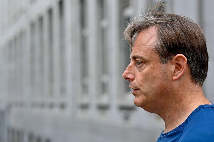 Bart de Wever a reçu la visite d'un homme dans son jardin, dans la nuit de jeudi à vendredi.
