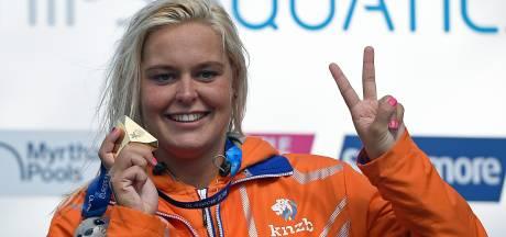 Geheime missie van Van Rouwendaal slaagt meteen: 'Nu kan ik eerder naar het olympisch dorp'