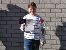 Irene de Gruyter is de Helmondse Voorleeskampioen 2021
