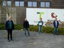 Groen Evergem trok naar TimmerWerkt.