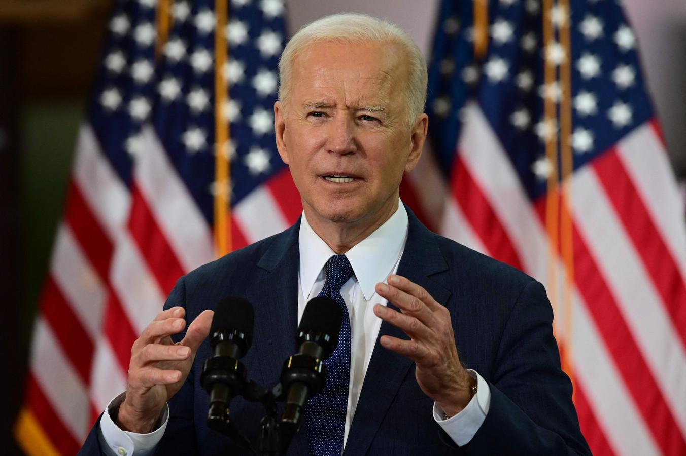 Le président Biden