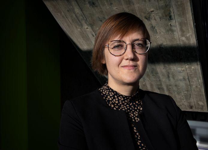Krystyna Meijer is voor de LEV groep aanspreekpunt voor arbeidsmigranten