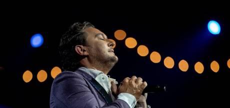 Tino Martin heeft keelontsteking en blaast tweede Carré-show af