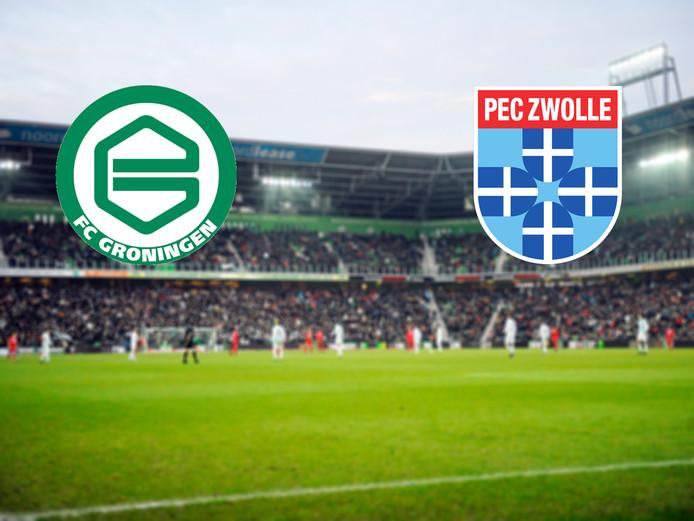 FC Groningen - PEC Zwolle.