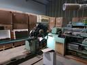Agenten ontdekten vrijdag een illegale sigarettenfabriek in een loods in Oirschot