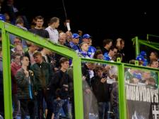 Agenten doen aangifte mishandeling na Vitesse - PEC Zwolle