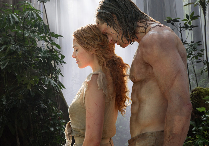 The Legend of Tarzan.