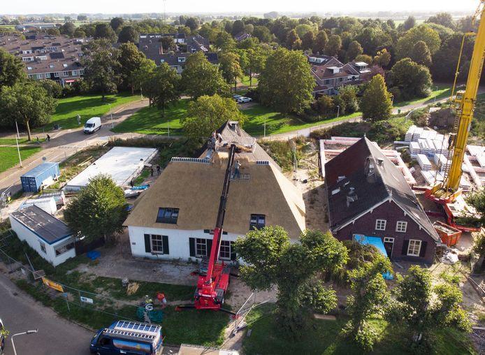De Grote Geer in Houten wordt verbouwd tot gezinshuis voor pleegkinderen.
