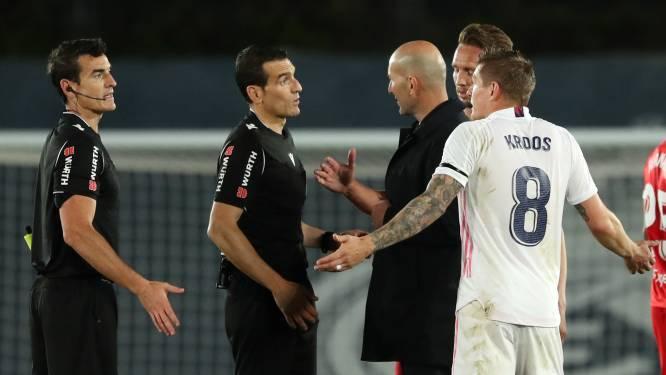 """Real Madrid woedend over opmerkelijke VAR-fase in topper tegen Sevilla: """"Wat een schande"""""""