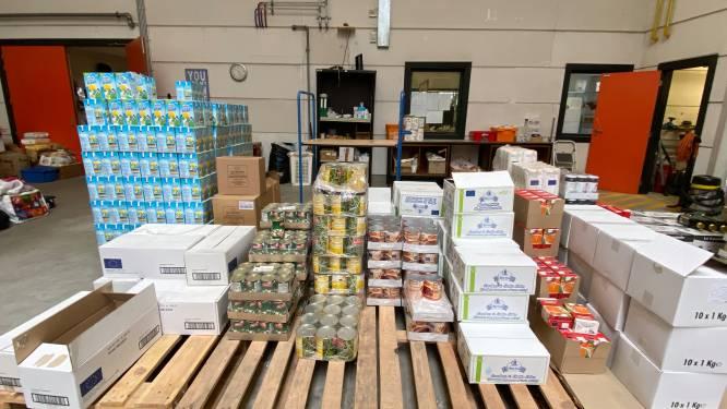 Oudsbergen geeft subsidies aan voedselhulpverleners