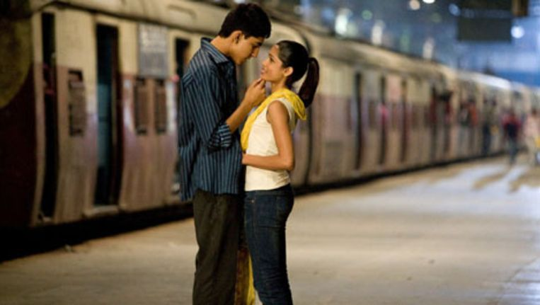 De wereldhit Slumdog Millionaire was bijna rechtstreeks op dvd verschenen... Beeld UNKNOWN
