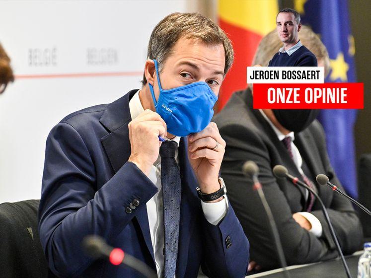 """ONZE OPINIE. """"Beste ministers, vraag voor één keer niet aan ons om een tandje bij te steken, maar draai zelf het gashendel open"""""""