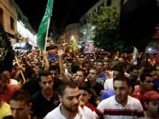 La Cisjordanie en grève contre l'offensive à Gaza