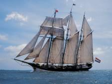 Jan Willem gooide het roer om: van distilleerderij naar historisch zeilschip