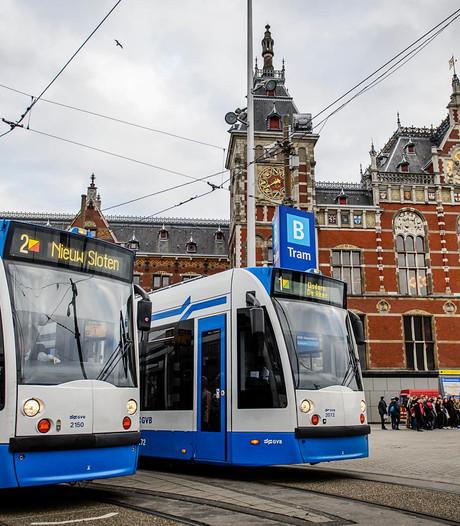 NS voorbereid op massale uittocht Amsterdam