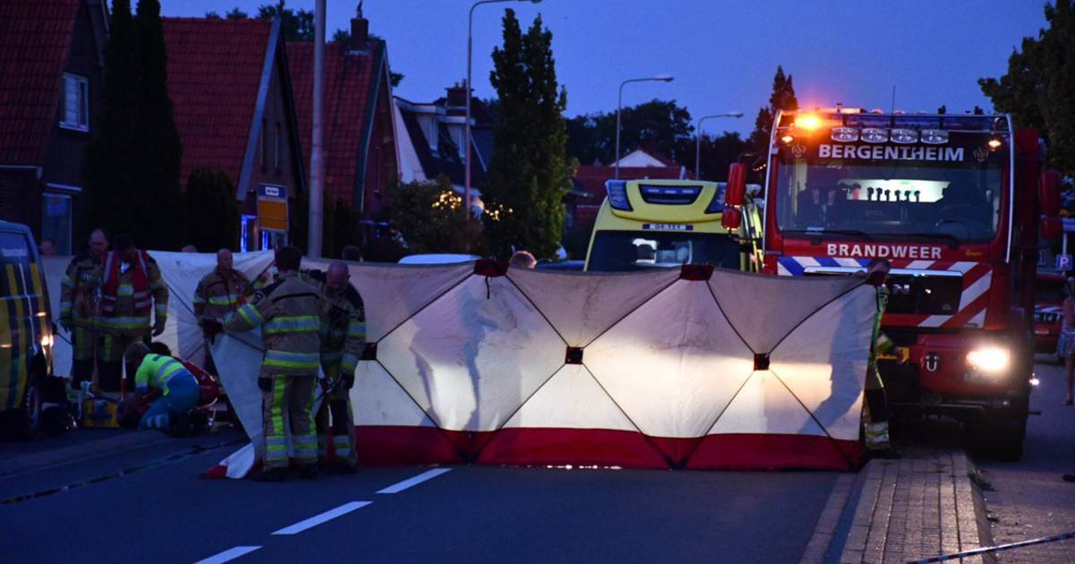 Automobilist met slok op liet aangereden motorrijder in Kloosterhaar met 14 botbreuken creperen.