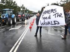 Boze boeren zien politieke macht in Den Haag afbrokkelen