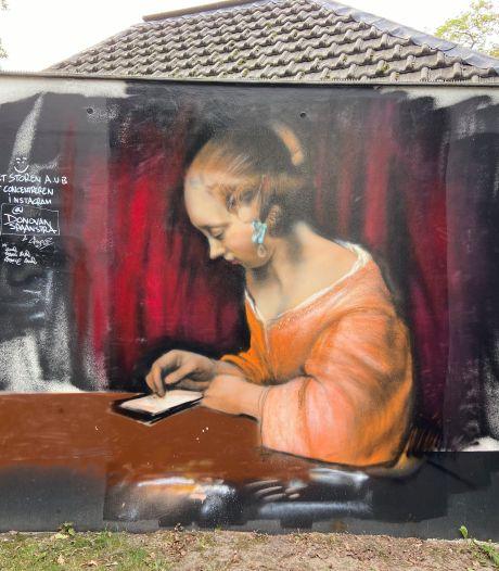 Deze vrouw op dit nieuwe kunstwerk in een Zwols park is bijzonderder dan je denkt