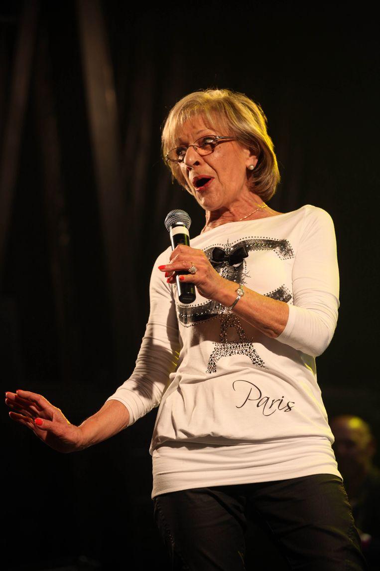 Rita Deneve. Beeld Mozkito