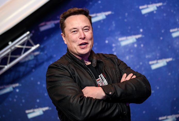 Elon Musk, CEO de Tesla et Space X.