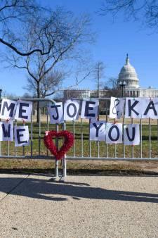 'Repetitie inauguratie Biden uitgesteld om veiligheid'