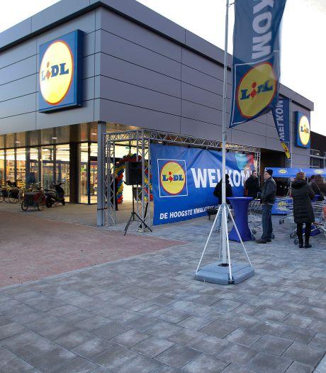 Meer winkelruimte en meer parkeerplaatsen bij Lidl op Suytkade
