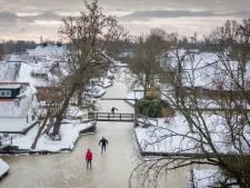 Kop van Overijssel had een voorkeurspositie voor het NK marathonschaatsen: 'Jammer dat het niet kan'