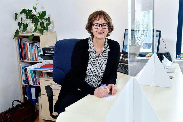 Huisarts Marleen Buijs verwees al patiënten door naar het project 'Welzijn op recept'.