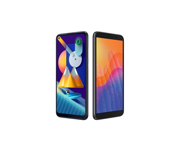 Samsung Galaxy M11 & Huawei Y5P