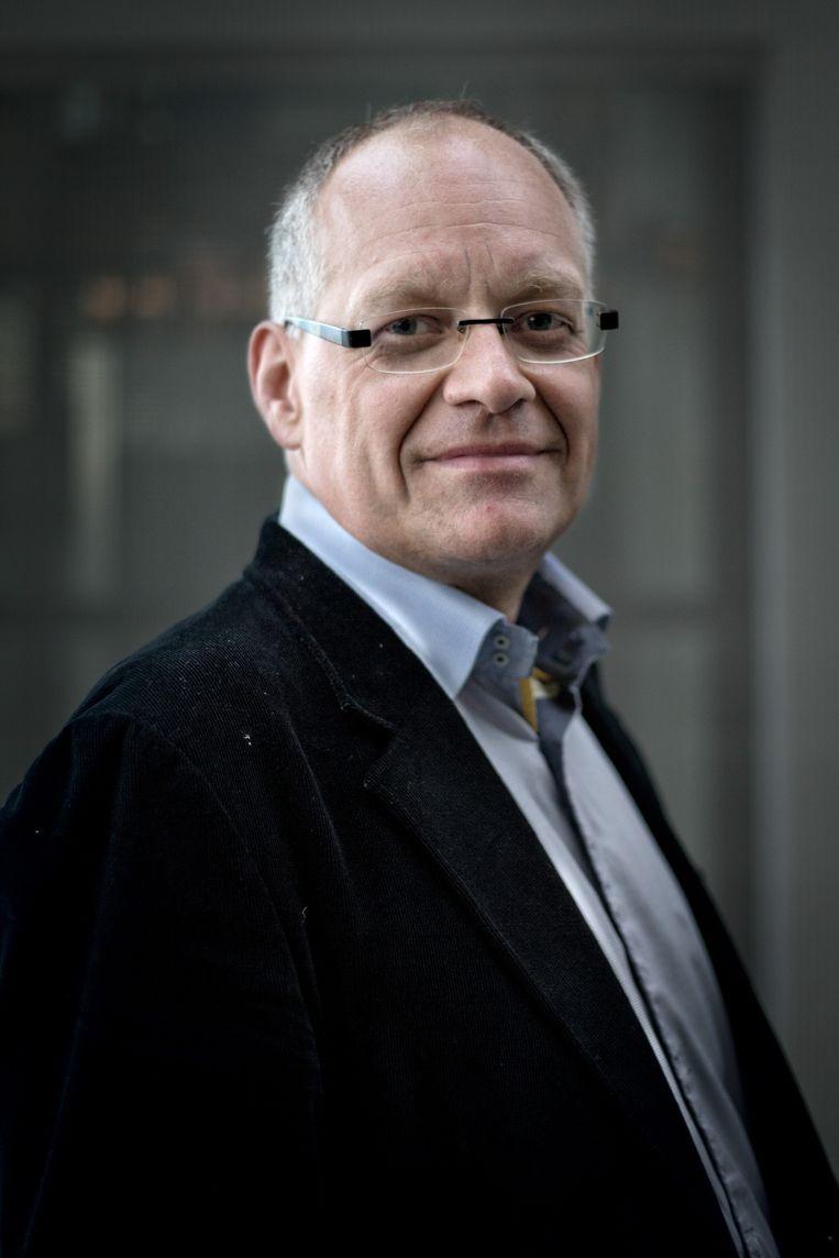 Erik Gerritsen was onder meer gemeentesecretaris van Amsterdam en bestuursvoorzitter van de Jeugdbescherming Regio Amsterdam.  Beeld Het Parool