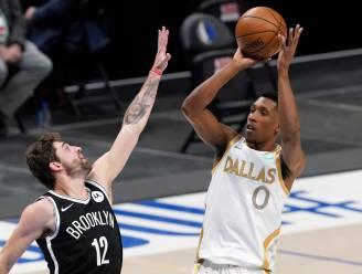 Dallas verslaat Brooklyn, Clippers winnen derby tegen Lakers