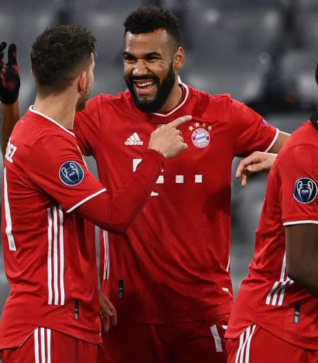 Bayern mede dankzij duizendste Europese goal ook thuis te sterk voor Lazio