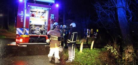 Brand in Holten blijkt geen brand te zijn