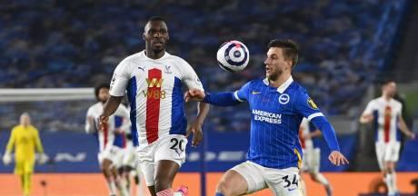 Brighton ondanks goal Veltman in blessuretijd onderuit