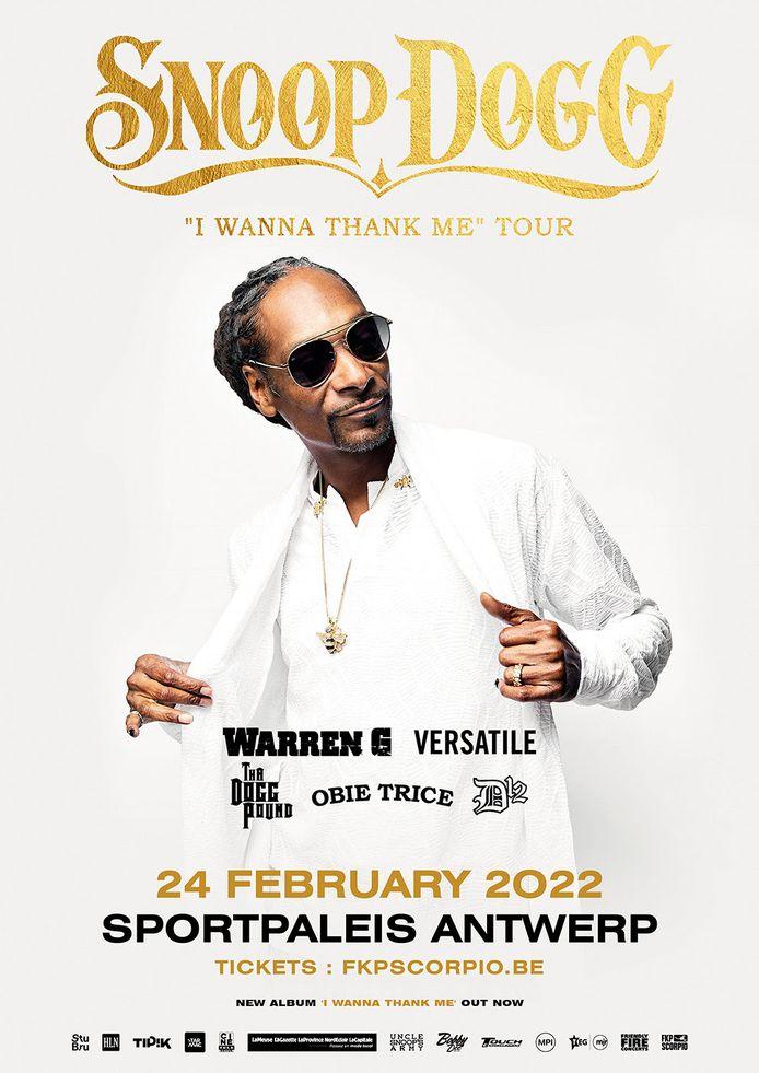 Snoop Dogg affiche