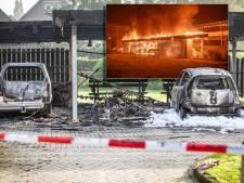 Of de brandstichter van Vriezenveen bij slachtoffers mag langskomen? 'Ja hoor, de stok staat klaar'