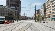 Openingsfeest verwelkomt tram opnieuw op de Leien