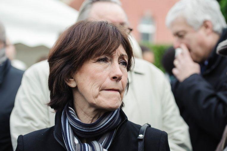 Oud-minister van Volksgezondheid Laurette Onkelinx, momenteel PS-oppositieleider in de Kamer. Beeld BELGA