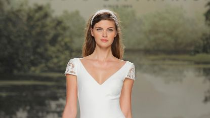 Daar komt de bruid: dit waren de vijf opvallendste trends van bridal fashion week