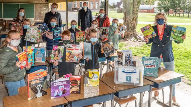 Klassen kunnen vanaf nu boekenpakketten online bestellen bij Bibliotheek Toni Coppers