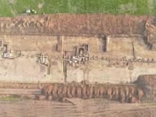 Restanten opgegraven van steenfabriek uit 1830: Herken jij de fundering van de stoommachine?