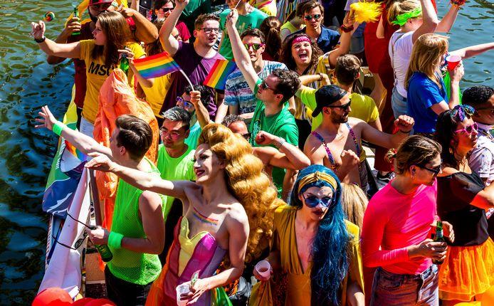 UTRECHT-Canal Pride 2019