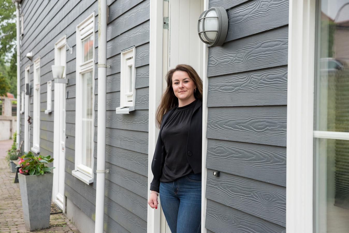 Marieke de Groote zoekt een grotere en betaalbare woning op Schouwen-Duiveland.