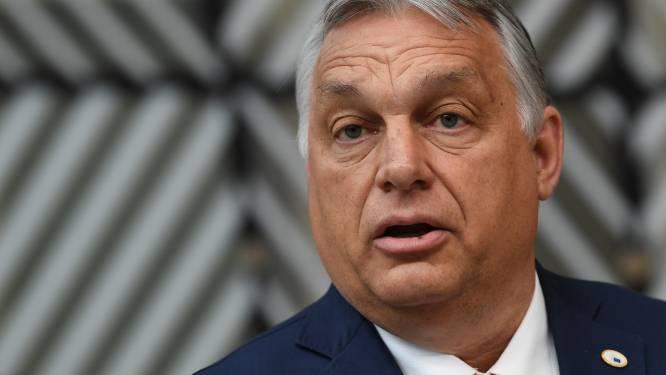 Orbán verwijt critici de wet slecht te lezen: 'Ik vocht altijd voor de vrijheid van homo's'